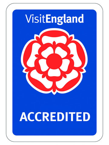 Visit England - Accredited